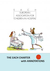 EACH charter cover
