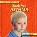 Zack has Asthma cover