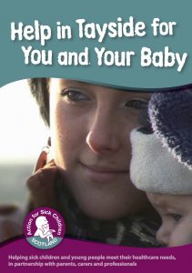 Help in Tayside for You and Your Baby