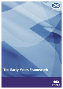 Early Years Framework report