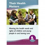 Their health matters leaflet