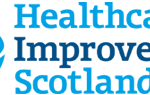 Healthcare Improvement Scotland logo
