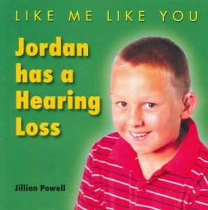 Jordan has a Hearing Loss cover