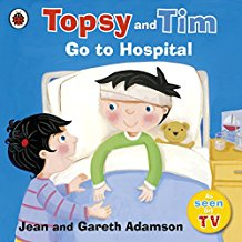 Topsy and Tim Go to Hospital cover