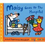 Maisie Goes to the Hospital cover