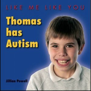 Thomas has Autism cover