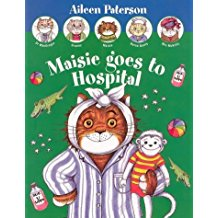 Maisie goes to hospital cover