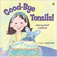 Goodbye Tonsils cover