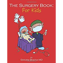 The Surgery Book: For Kids cover