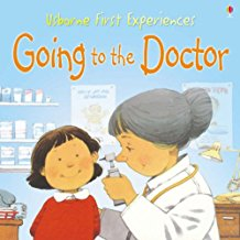 Going to the Doctor (First Experiences) cover