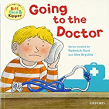 Going to the Doctor (First Experiences with Biff, Chip and Kipper) cover