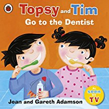 Topsy and Tim go to the Dentist cover