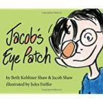 Jacob's Eye Patch cover