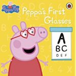 Peppa Pig's First Glasses cover