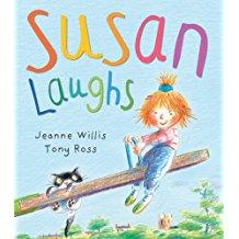 Susan Laughs cover