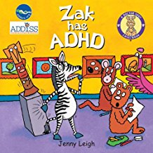Zak has ADHD cover