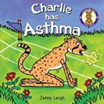 Charlie has Asthma cover
