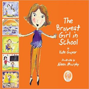 The Bravest Girl in School cover