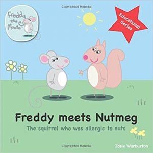 Freddy Meets Nutmeg cover