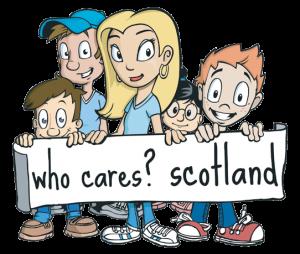 Who Cares logo