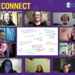 SMS:CONNECT Autumn 2020 Programme with the young people who took part